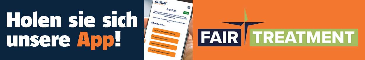 Nautilus Fair Treatment-App