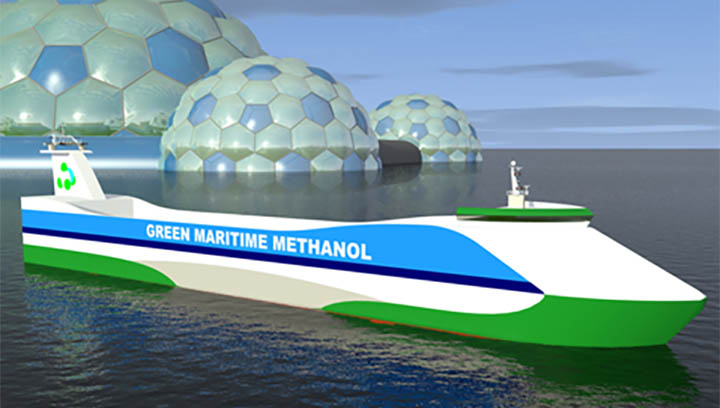 Green Maritime Methanol project kicks off with nine ships