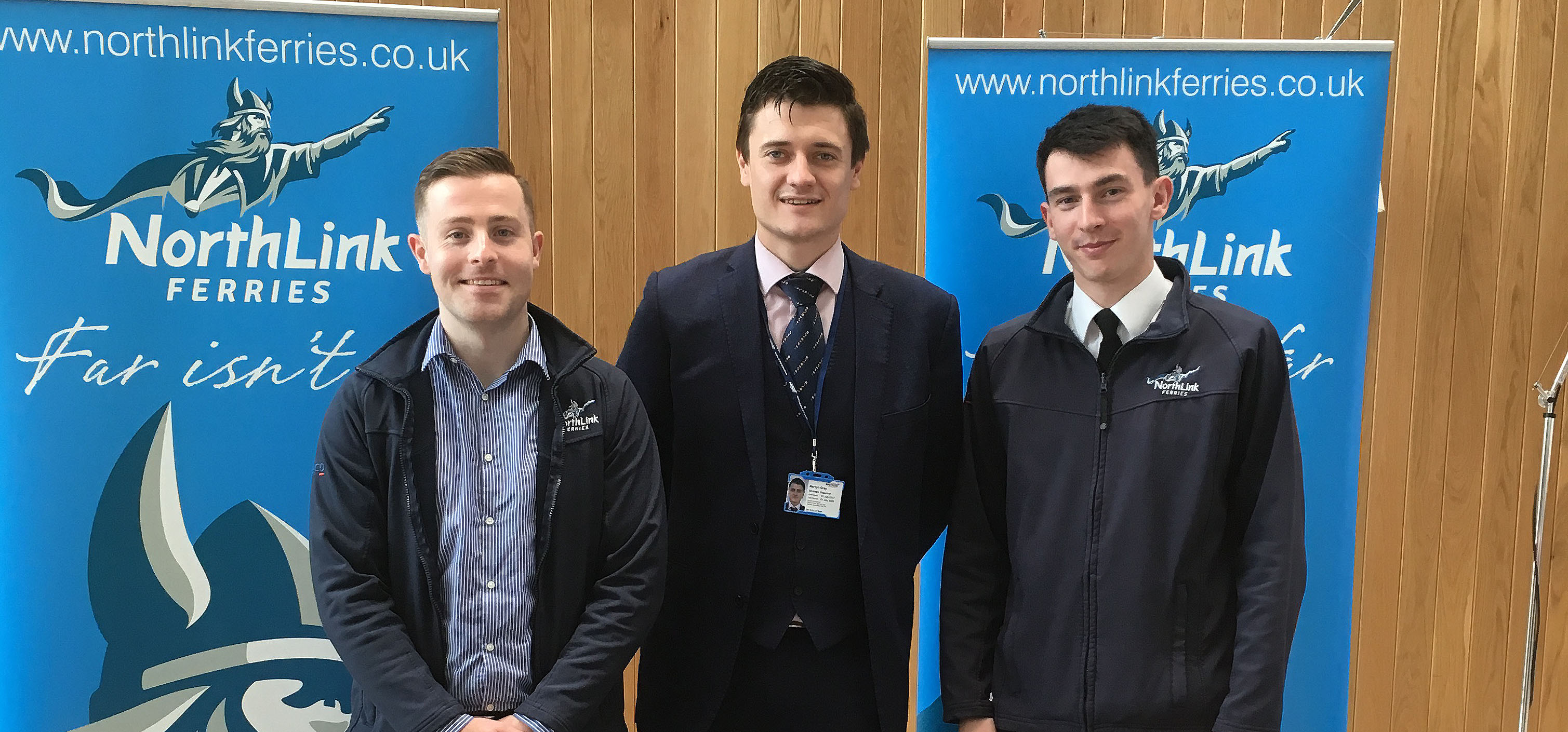 First job fair staged by Nautilus International for UK cadets