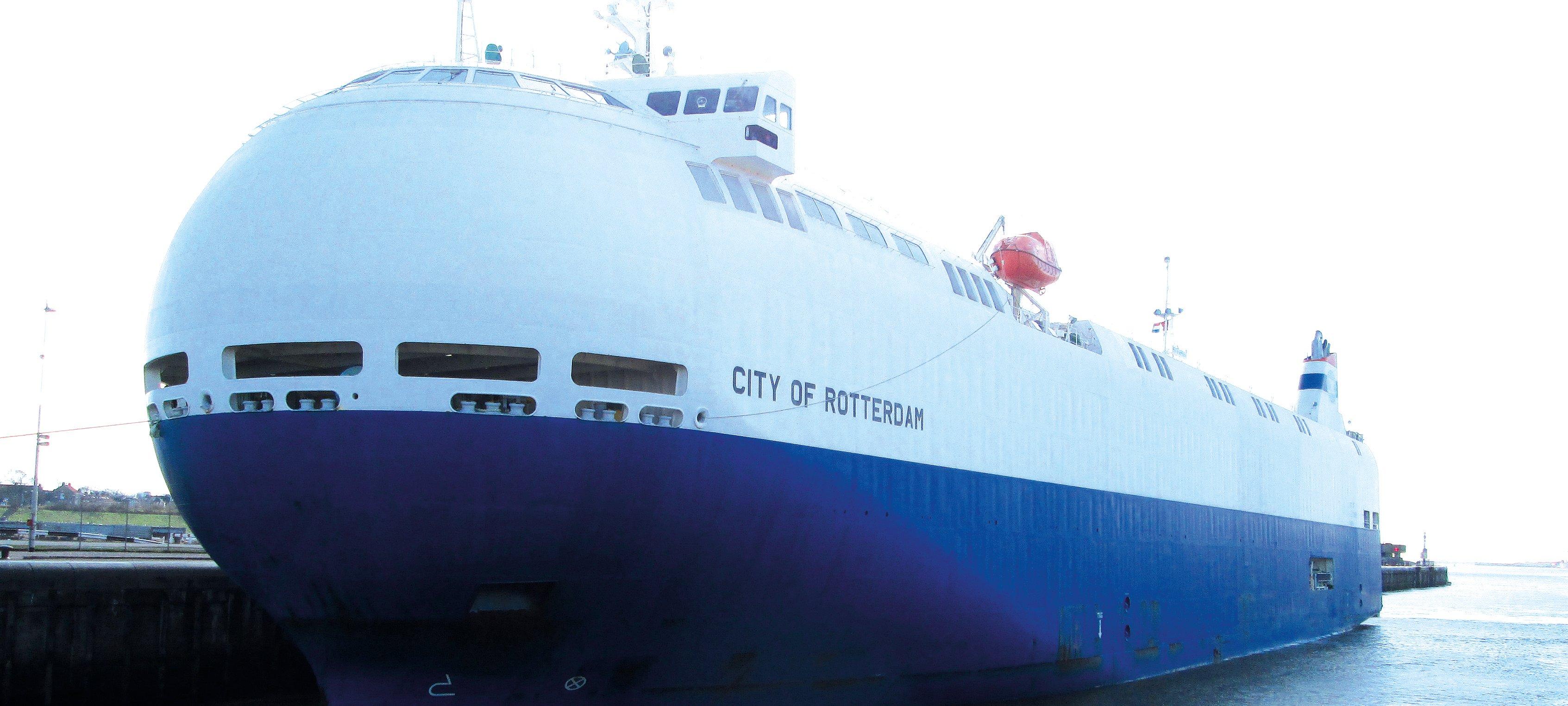 Nautilus Telegraph Ugly Ship Awards