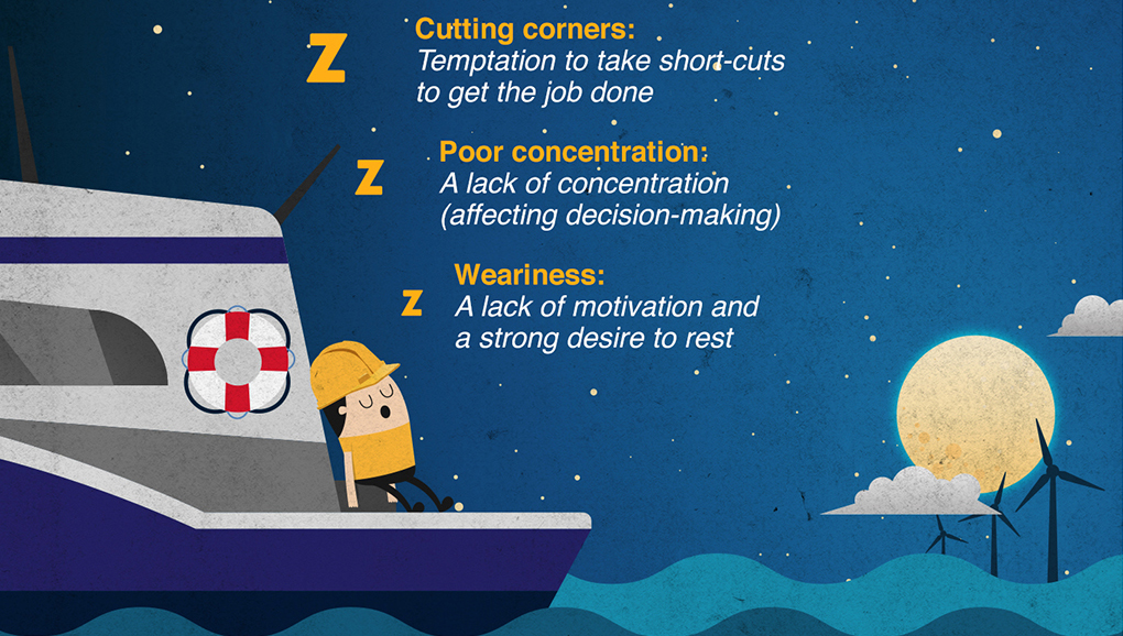 Nautilus welcomes windfarm vessel fatigue campaign