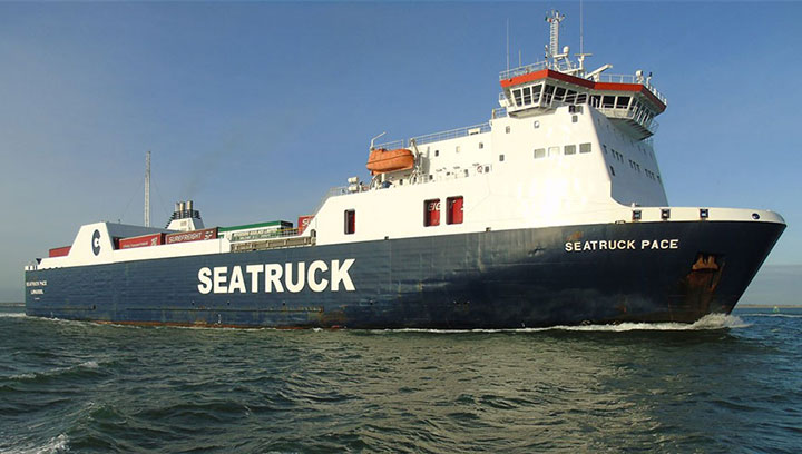 MAIB finds Seatruck Pace seafarer fell to his death after ignoring