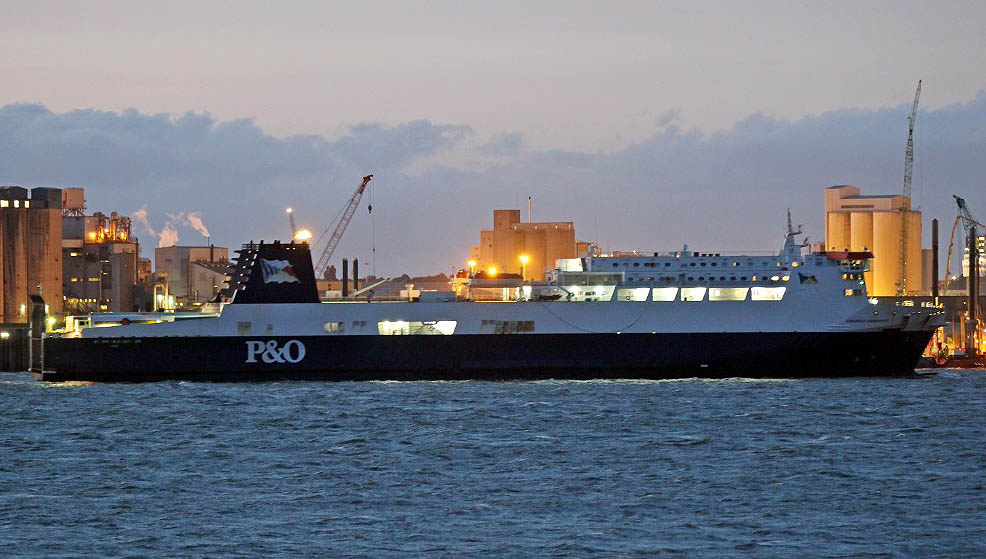 P&O Ferries crew assured on jobs after European Endeavour sale