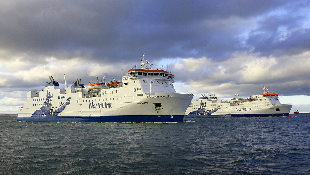 Nautilus questions need to put Northern Isles services out to tender