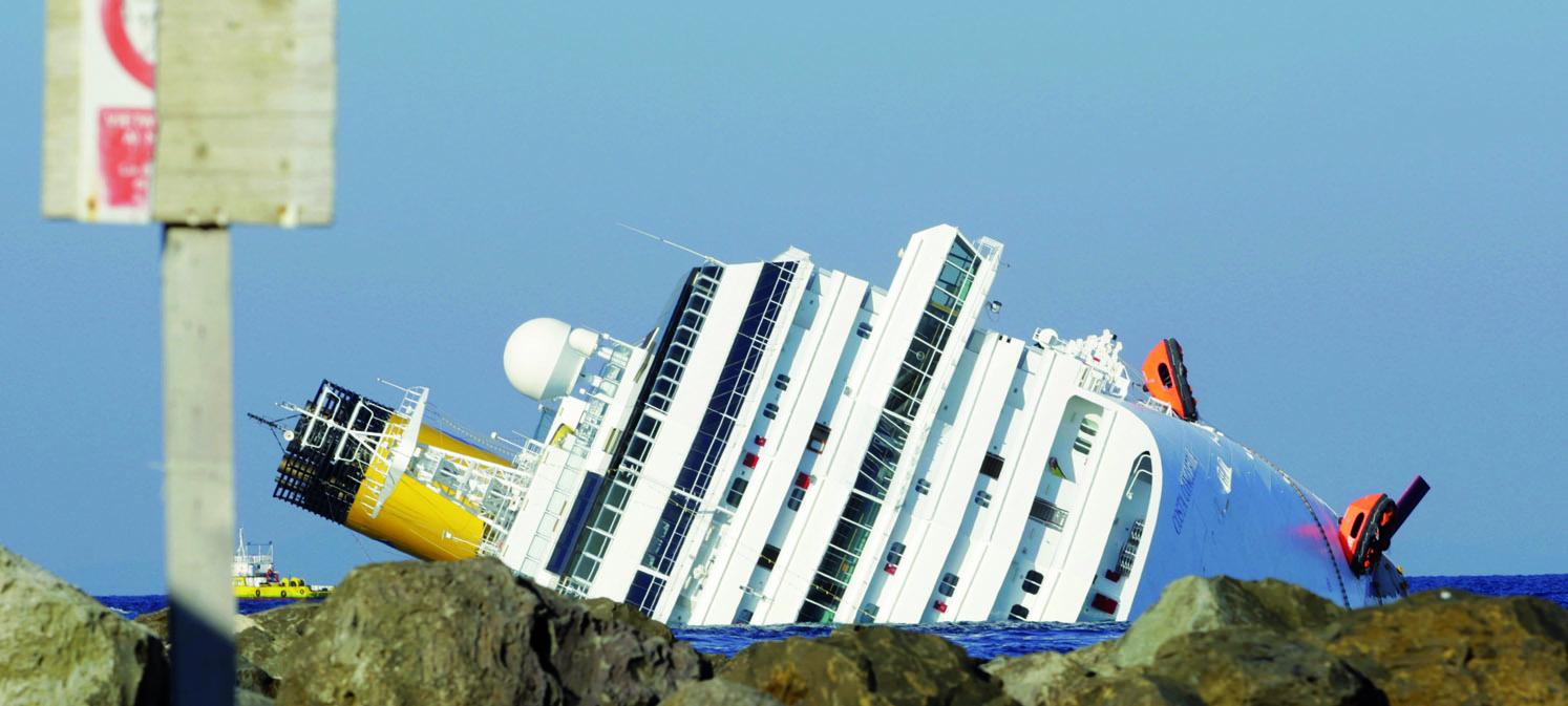 Nautilus Telegraph feature: Has the former master of Costa Concordia
