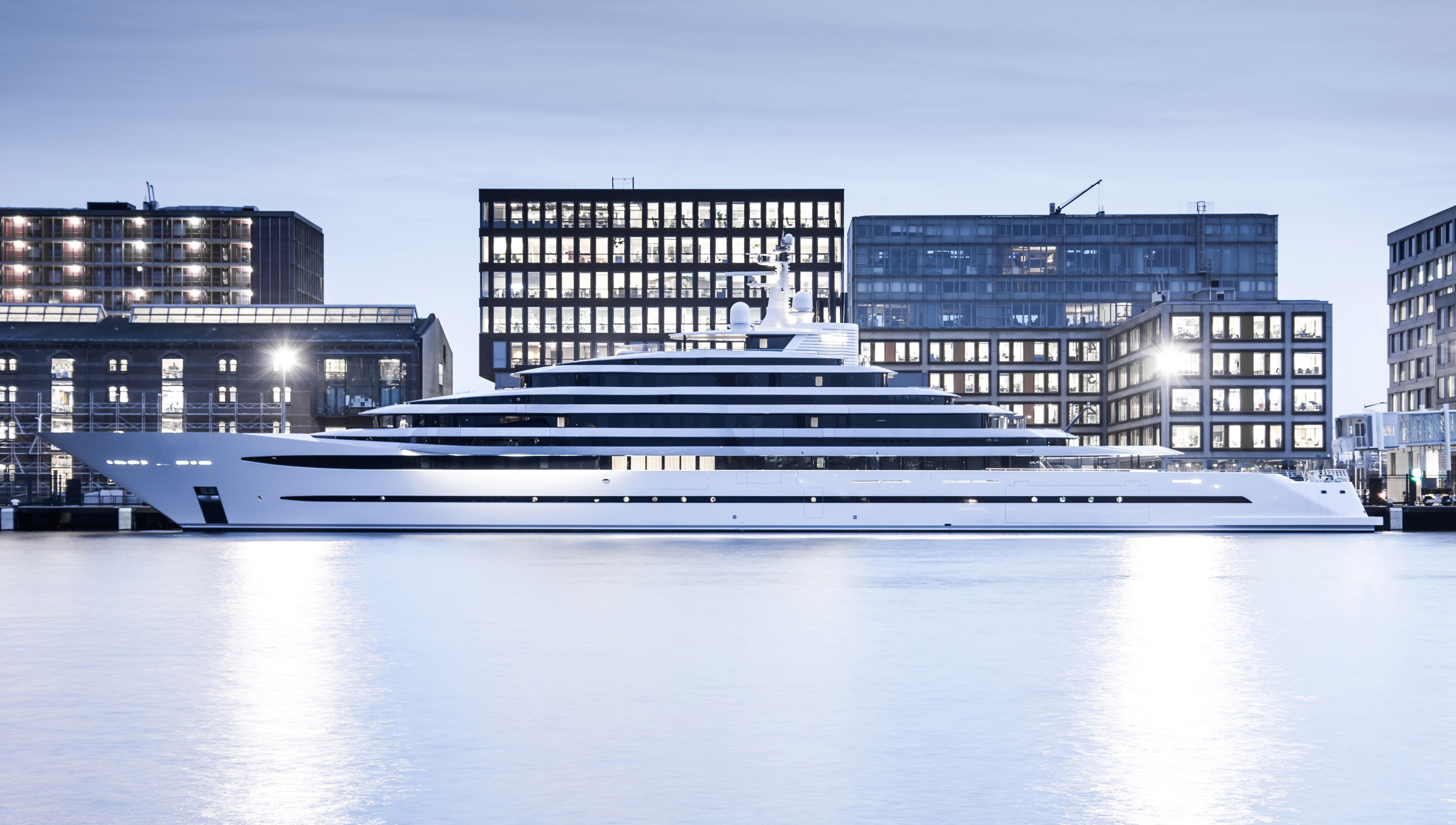 Golden Year For Dutch Superyacht Sector