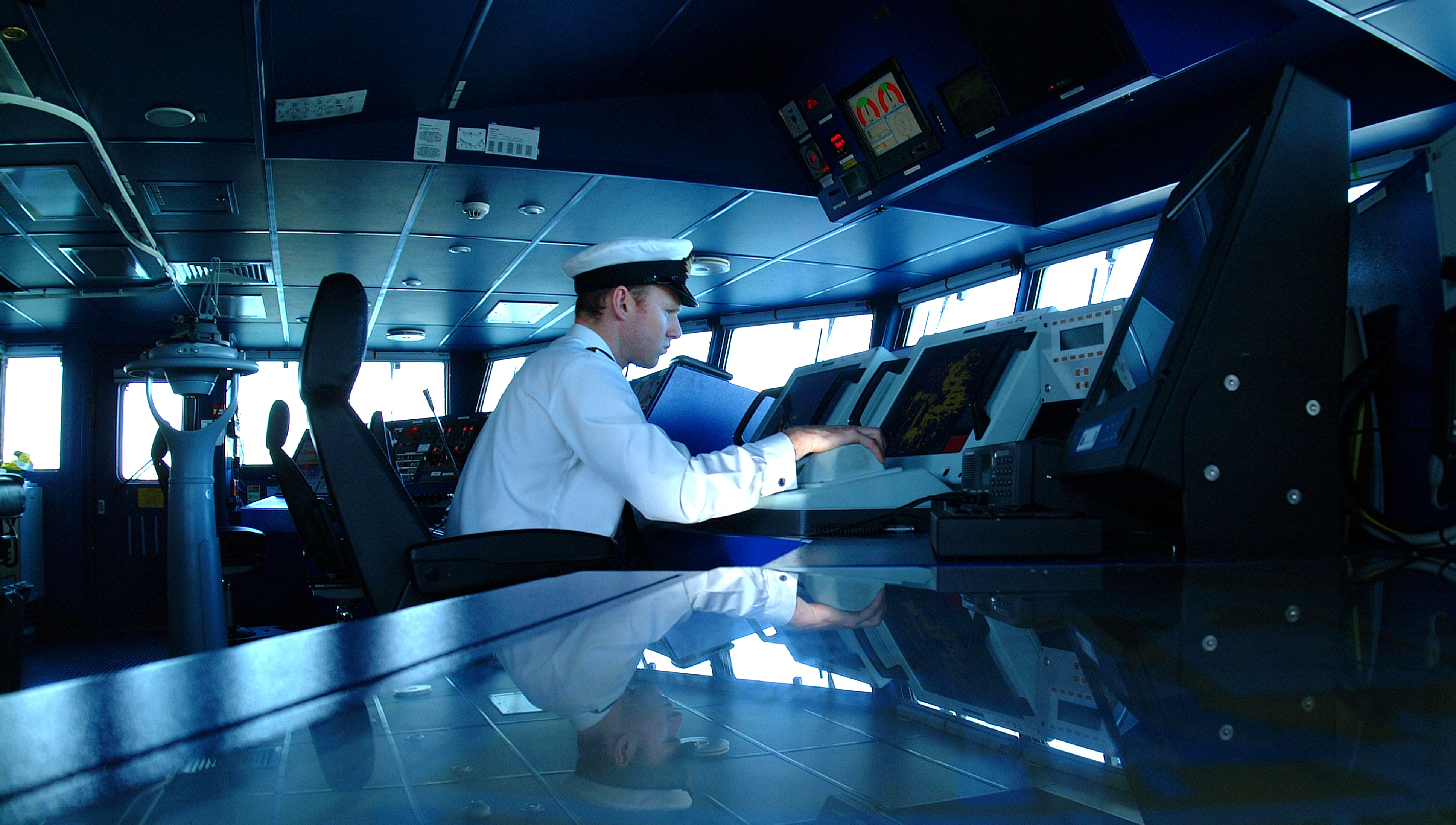 Tech-savvy school leavers will be attracted to seafaring careers as